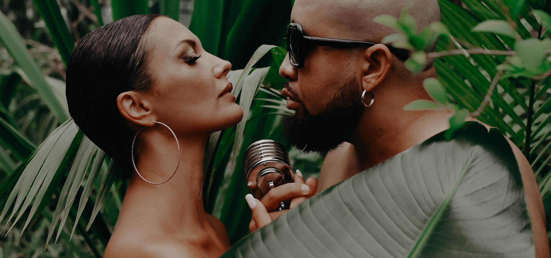 Cinematic Lady & Willie Key «Утро в Гаване». Концерт в оранжерее фото