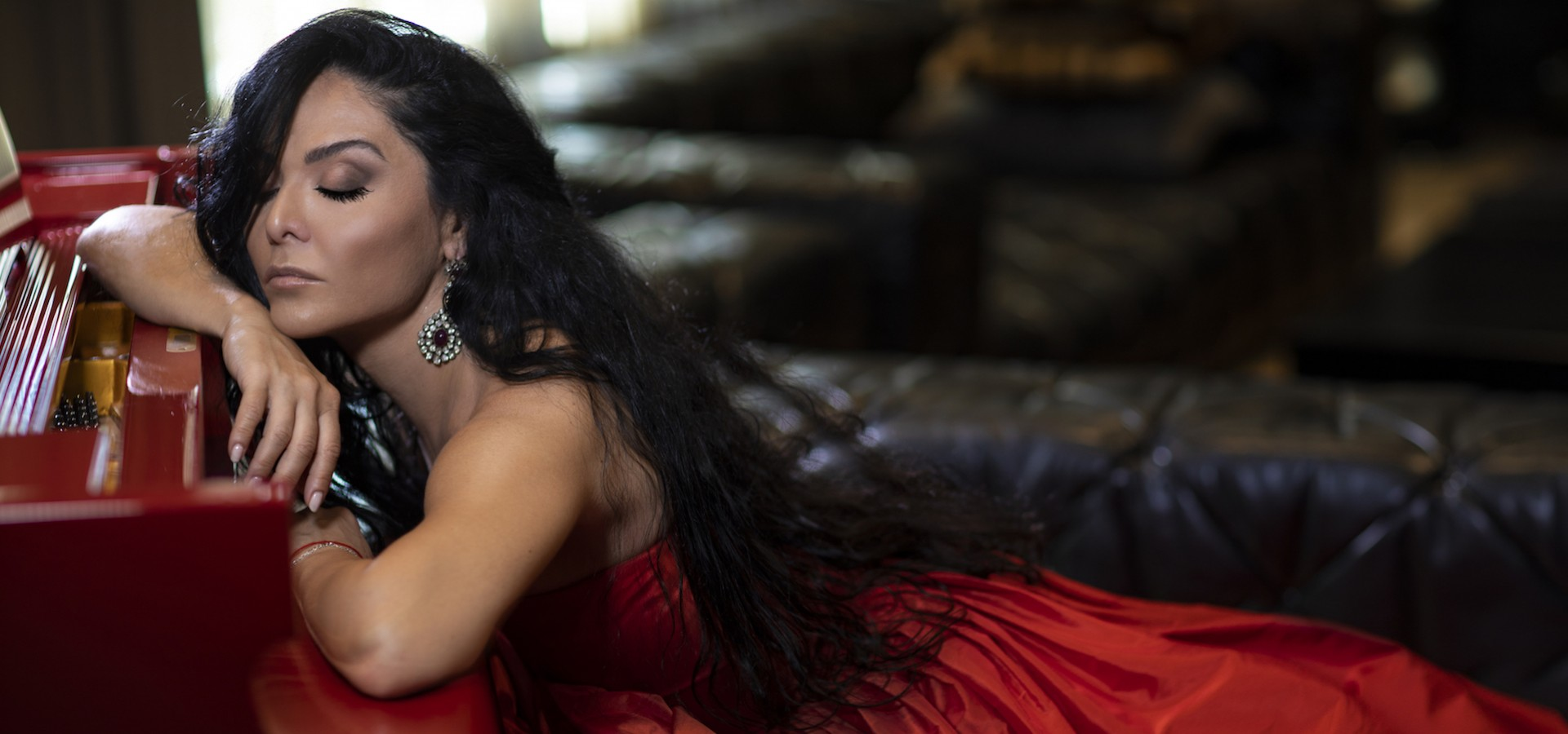 Миранда Мирианашвили. Риад Маммадов. Мир без границ. Концерт в оранжерее ВДНХ фото