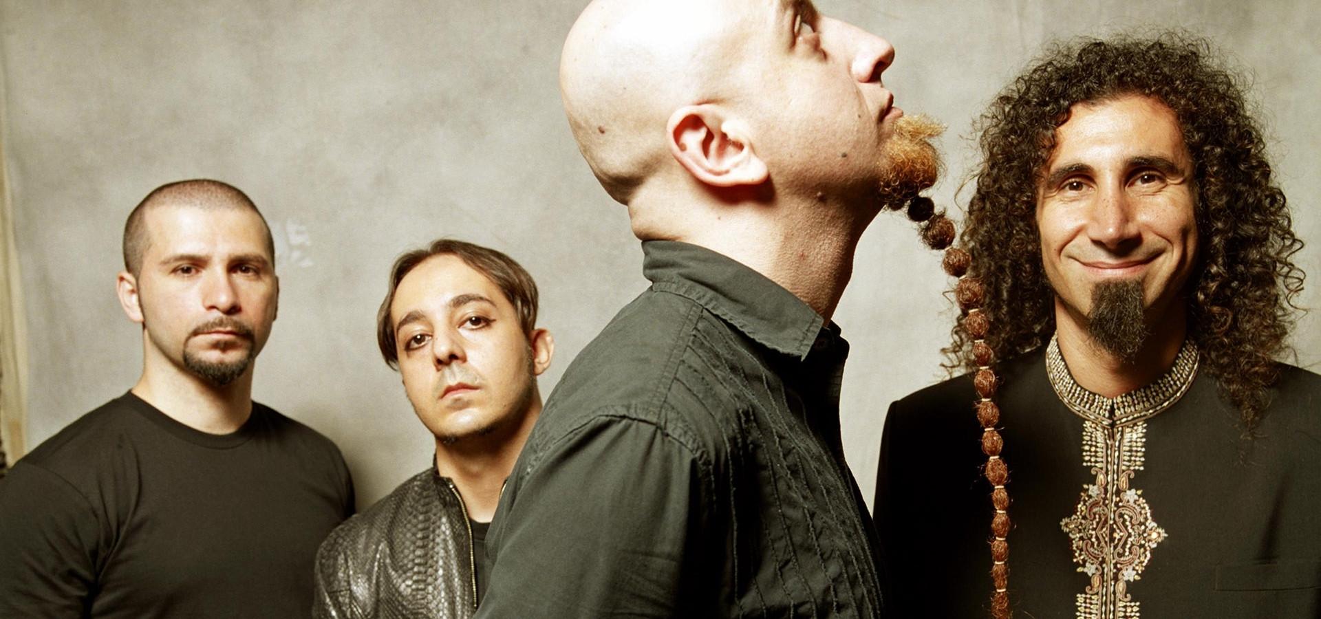 Simple Music Ensemble. System of a Down. Концерт на Хлебозаводе фото