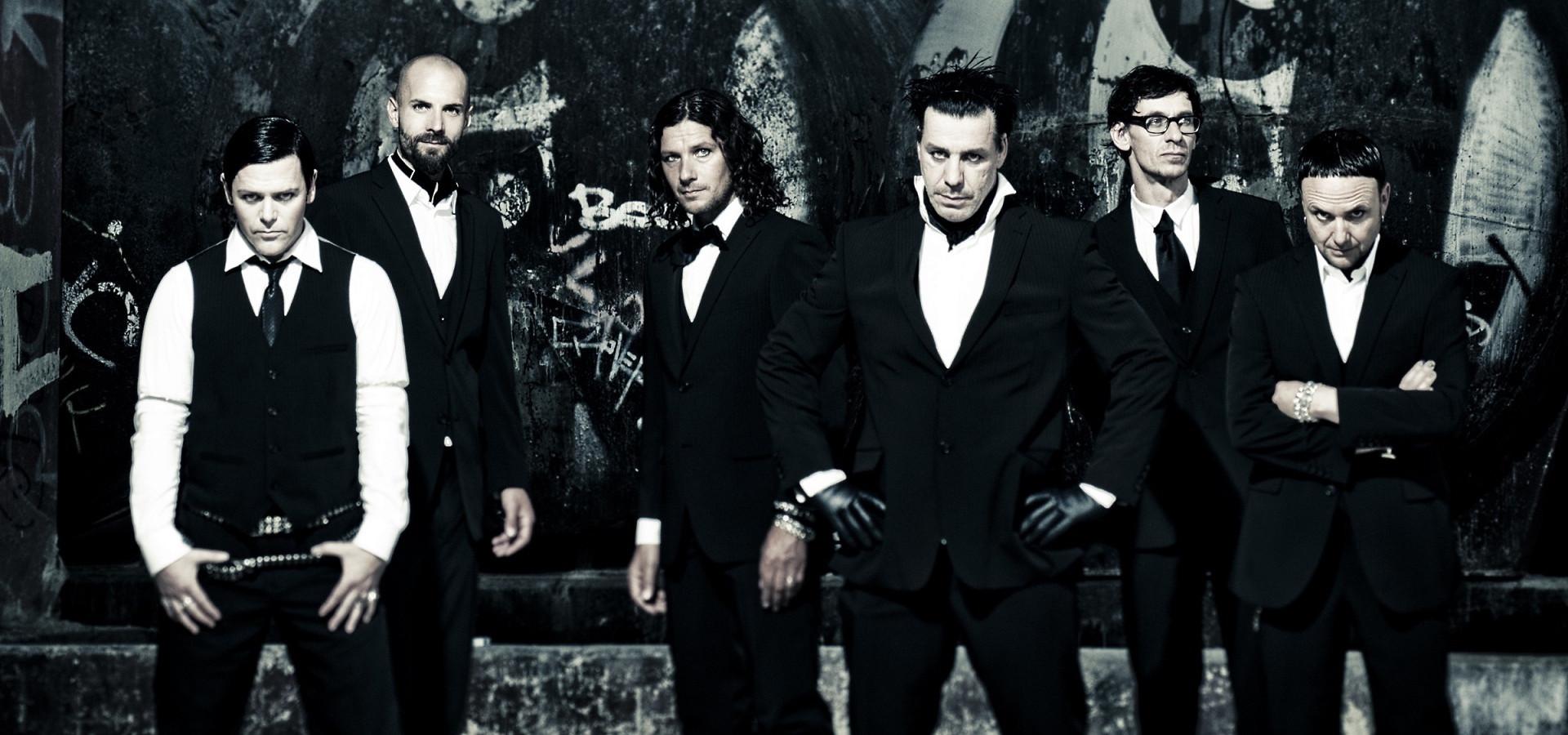 Rammstein. Группа Ramm'band. Концерт в клубе Москва фото