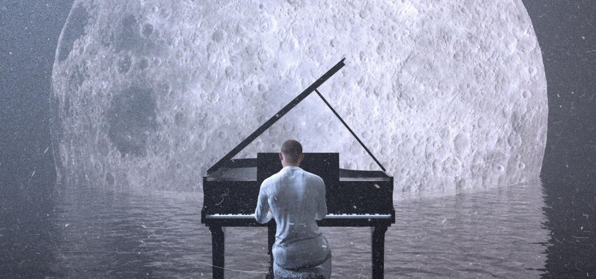 Лунная соната. Квартет Мелодион. Концерт в оранжерее ВДНХ фото
